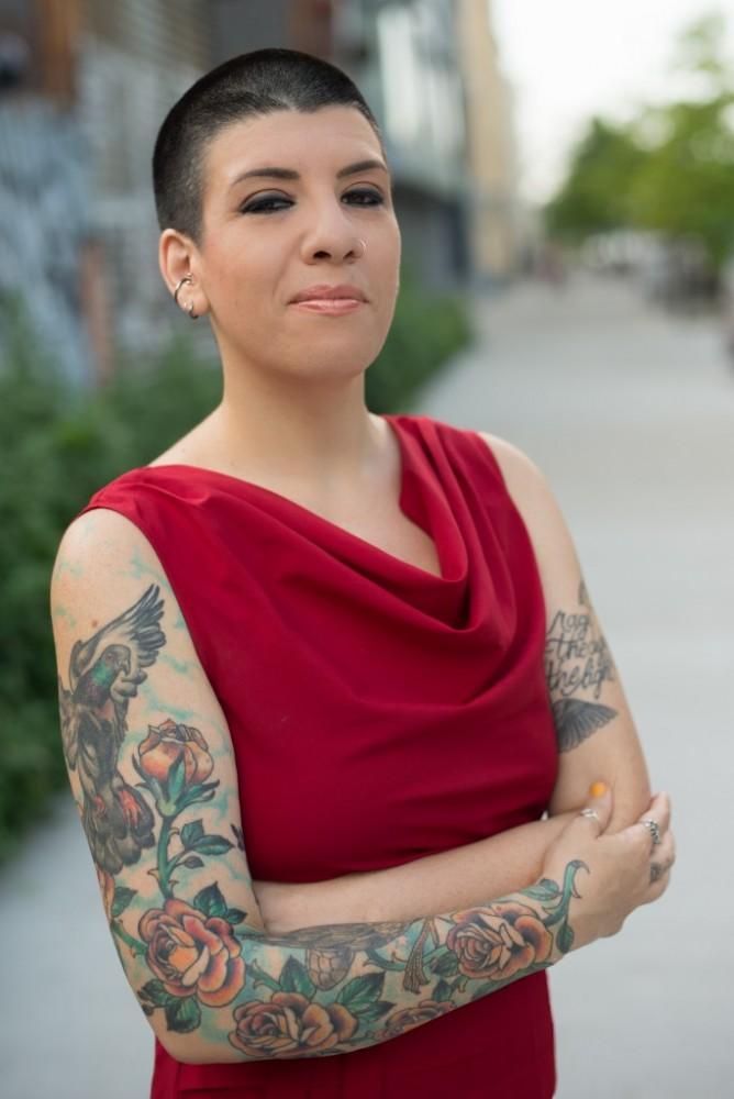 Jasmin Singer (photo by Derek Goodwin)