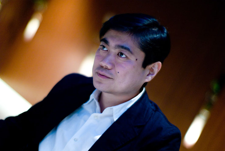 Joi Ito (Photo by Roger Barnett)