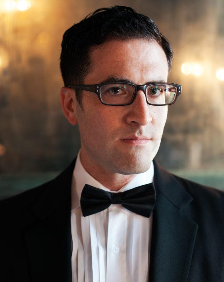 Portrait of Ben Rimalower