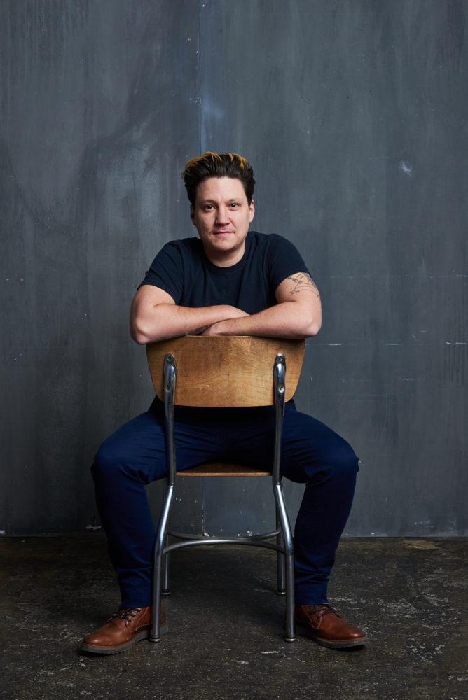 Photo of Emmett Jack Lundberg by Demetrius Fordham