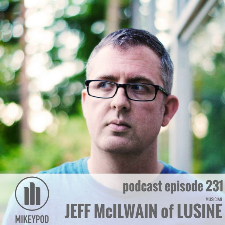 Jeff McIlwain of Lusine