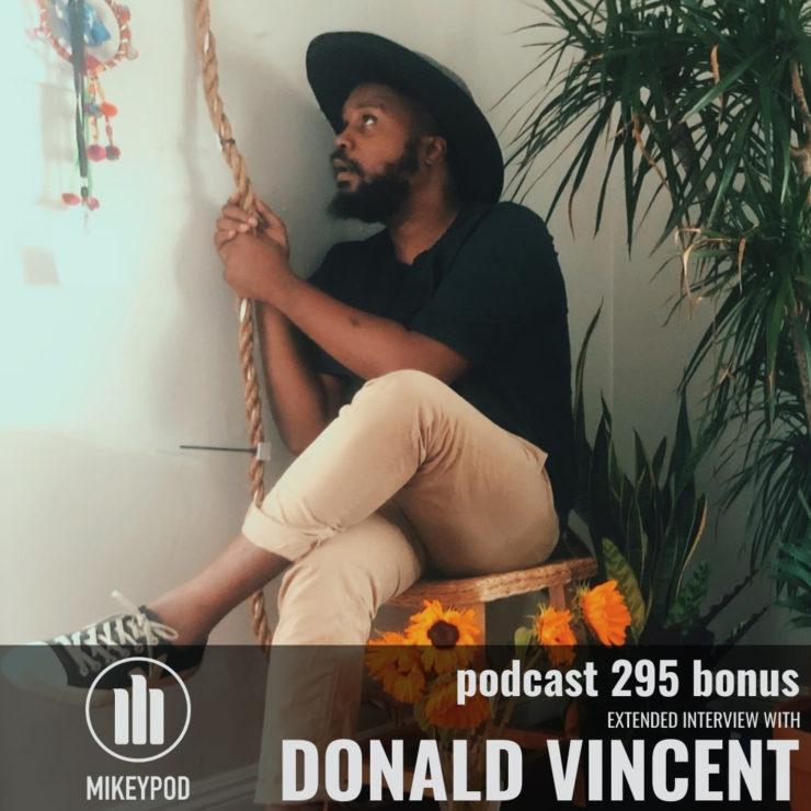 Donald Vincent